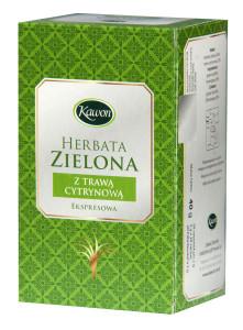 zielona z cytryna ekspres